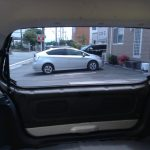 車内からの様子